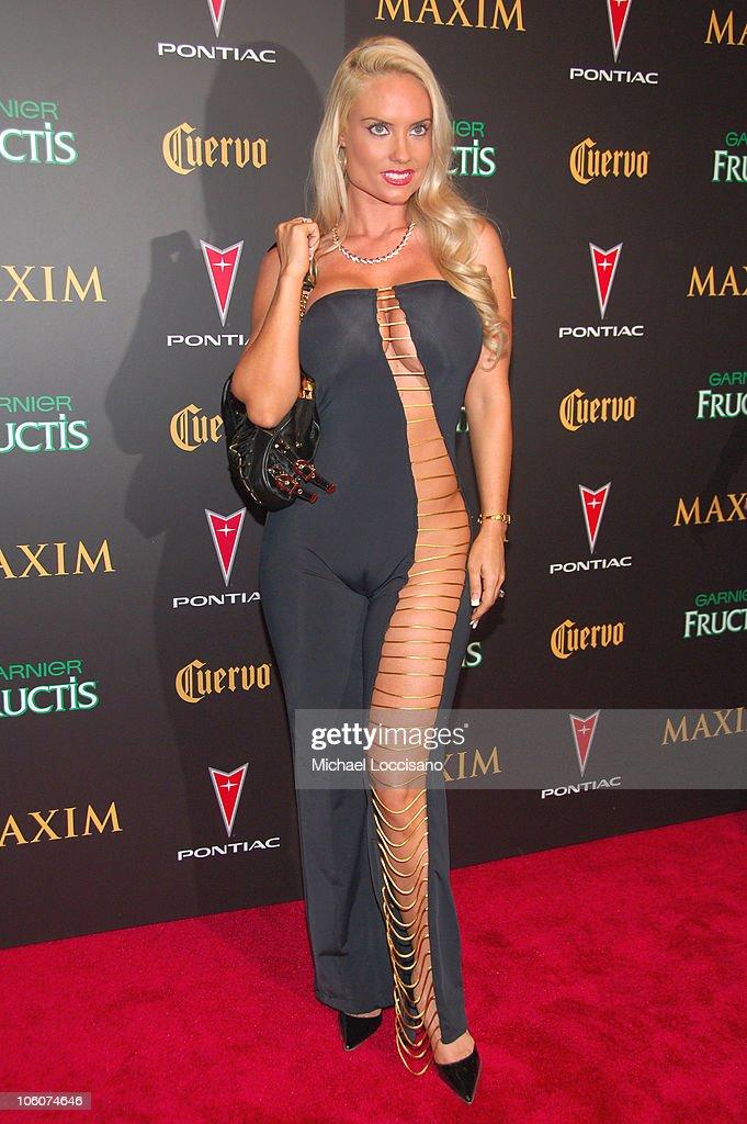 7th Annual Maxim Hot 100 Party