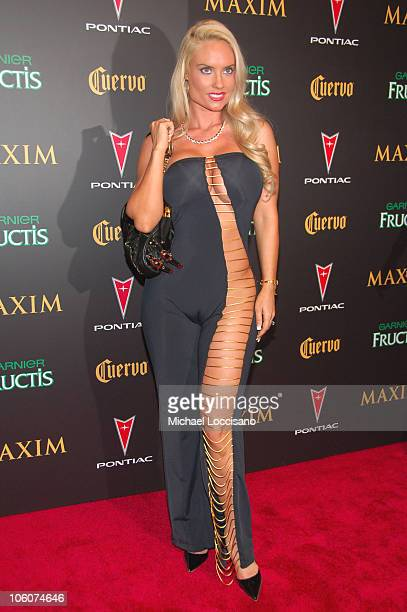 CoCo during 7th Annual Maxim Hot 100 Party at Buddha Bar in New York City New York United States