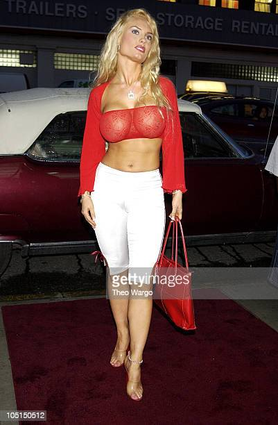 Coco during IceT Celebrates Launch of Icewear Clothing and New Beverage Liquid Ice at Privilege Gentelmans Cabaret in New York City New York United...