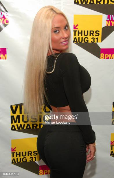 Coco during The 2006 MTV VMA Forum at Radio City Music Hall in New York City New York United States