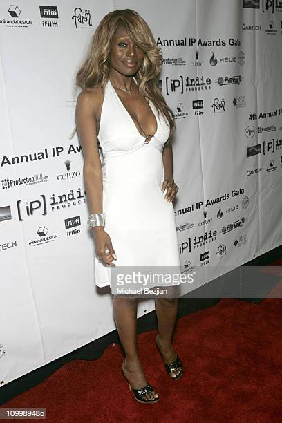 Coco Johansen during 4th Annual Indie Producers Awards Gala After Party in Los Angeles California United States
