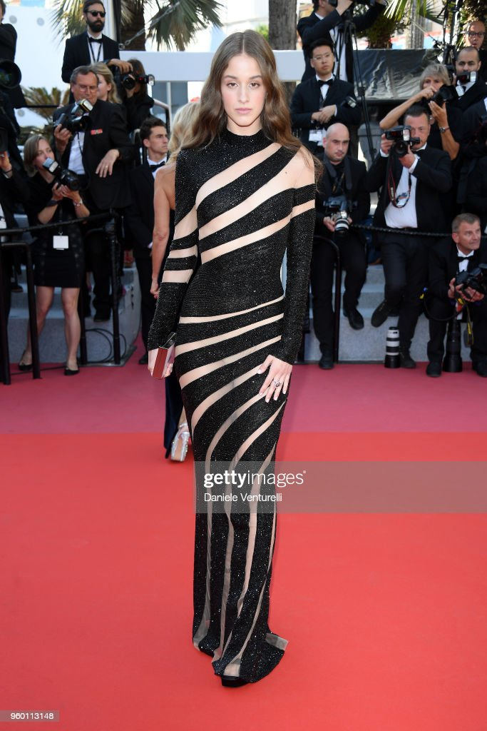 "Closing Ceremony & ""The Man Who Killed Don Quixote"" Red Carpet Arrivals - The 71st Annual Cannes Film Festival"
