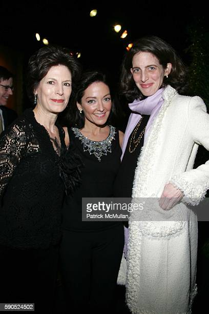 Coco Kopelman Margaret Russell and Eliza Reed Bolen attend The 51st Annual Winter Antiques Show Benefiting the East Side House Settlement at The...