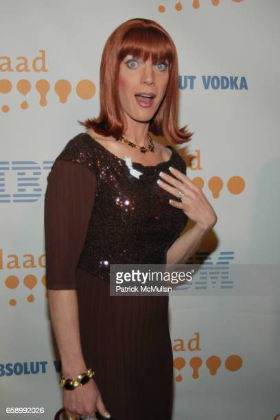 Coco Peru attends 20th Annual GLAAD Media Awards at Nokia Theatre on April 18, 2009 in Los Angeles, CA.