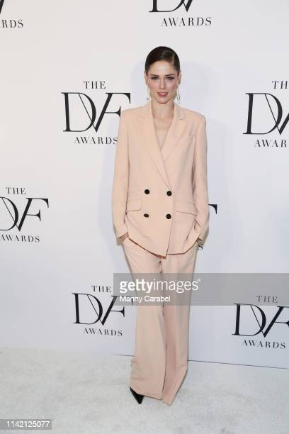 Coco Rocha attends the 10th Annual DVF Awards at Brooklyn Museum on April 11 2019 in New York City