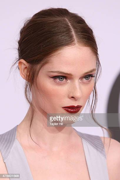 Coco Rocha attends the 2015 CFDA Awards at Alice Tully Hall at Lincoln Center on June 1 2015 in New York City