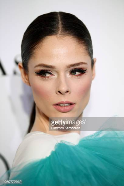 Coco Rocha attends the 2018 Glamour Women Of The Year Awards Women Rise on November 12 2018 in New York City