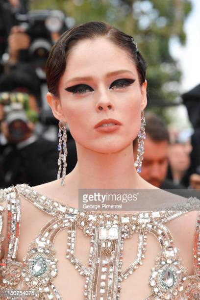 "Coco Rocha attends the screening of ""Once Upon A Time In Hollywood"" during the 72nd annual Cannes Film Festival on May 21, 2019 in Cannes, France."