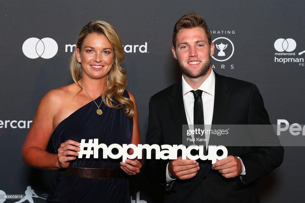 2018 Hopman Cup New Years Eve Ball