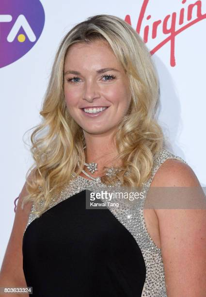 Coco Vandeweghe attends the WTA PreWimbledon party at Kensington Roof Gardens on June 29 2017 in London England