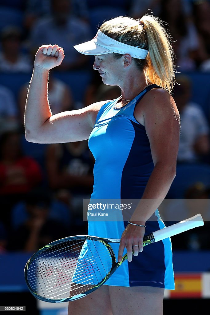 2017 Hopman Cup - Day 3
