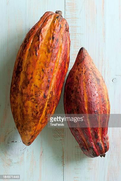 Kakao Obst-Lebensmittel nachweislich Schäden hervorruft