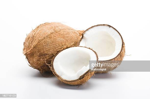coconut fruit - coconut stock pictures, royalty-free photos & images