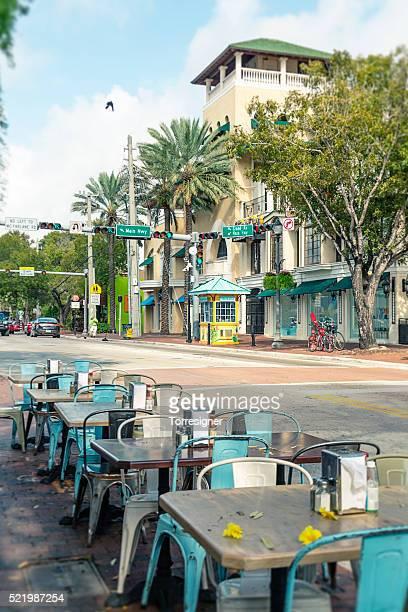 Noix de coco Grove, Miami