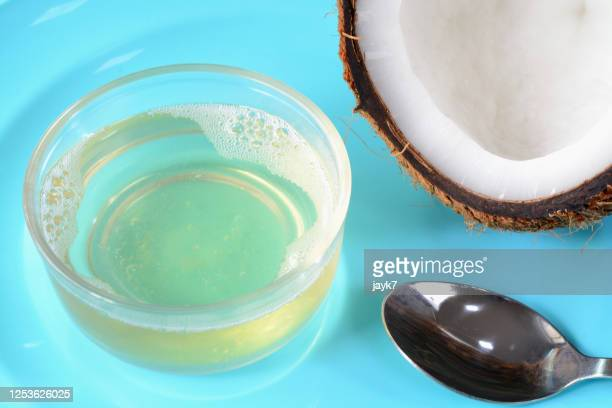 coconut oil - coconut oil stock pictures, royalty-free photos & images