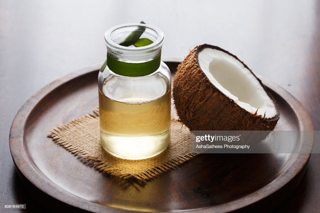Coconut Oil : Stock Photo