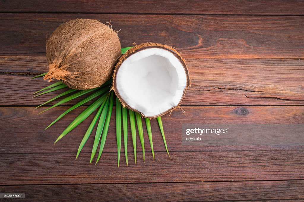 Coconut : Stock Photo