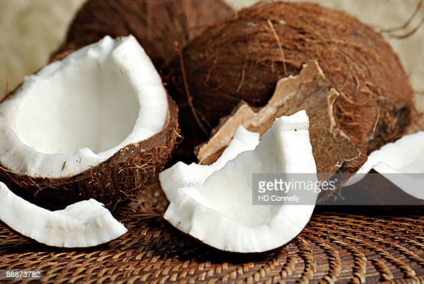 coconuts - coconut stock pictures, royalty-free photos & images