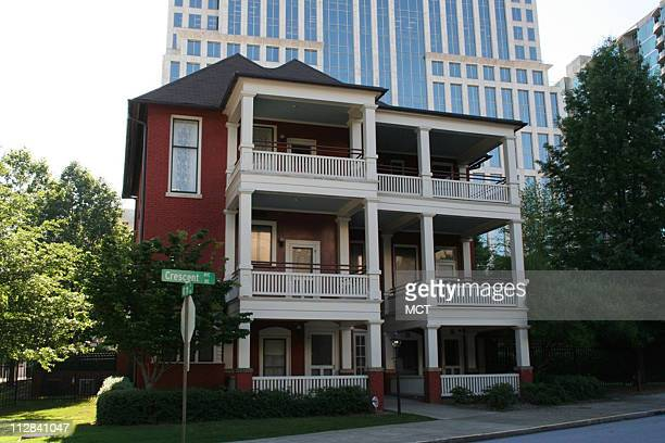 Cocooned by the towering skyscrapers of Atlanta the cherished landmark of the Margaret Mitchell House Museum is Georgia history personified Mitchell...