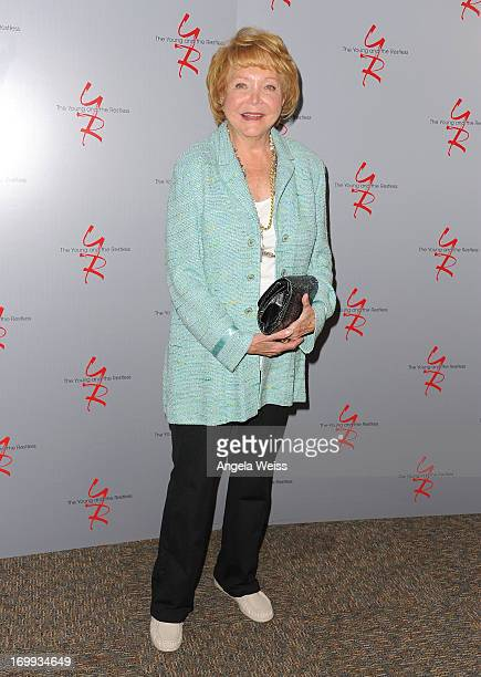 Cocreator Lee Phillip Bell attends the 40 years of The Young and The Restless celebration presented by SAGAFTRA at SAGAFTRA on June 4 2013 in Los...