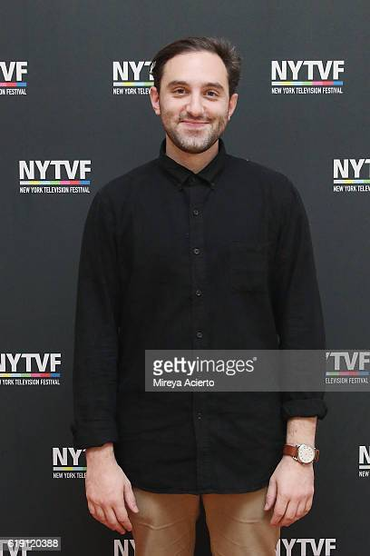 Cocreator of the HBO Series Animals Mike Luciano attends the 12th Annual New York Television Festival at Helen Mills Theater on October 29 2016 in...