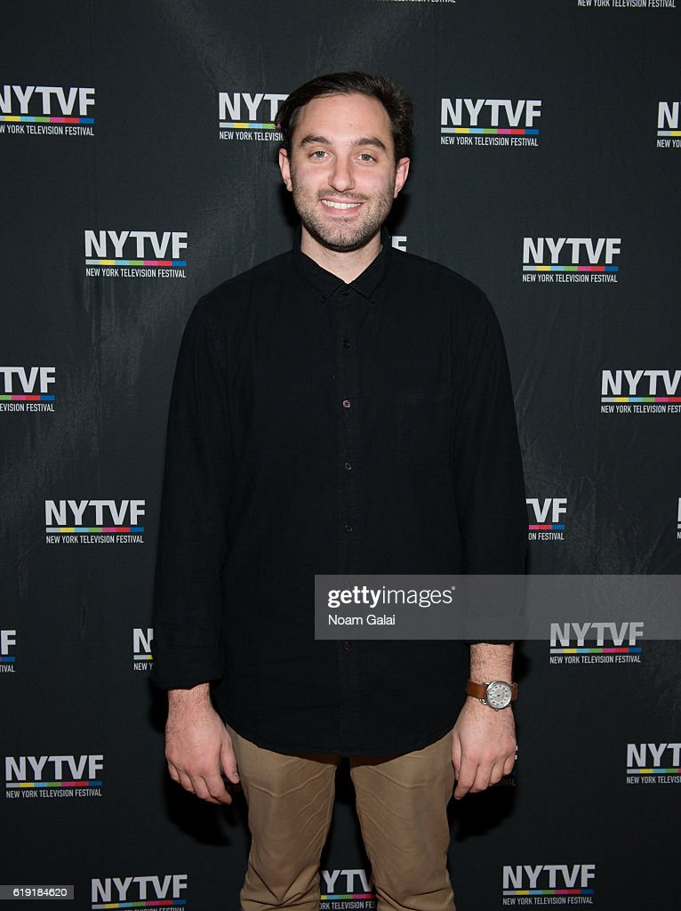 Co-creator of the HBO Series 'Animals' Mike Luciano attends the NYTVF Development Day panels during the 12th Annual New York Television Festival at Helen Mills Theater on October 29, 2016 in New York City.