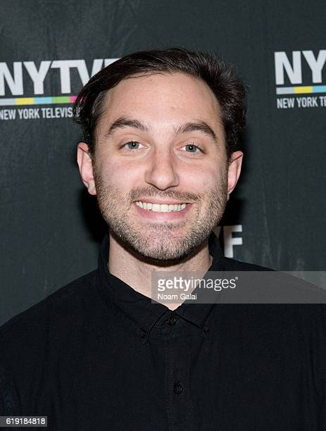 Cocreator of the HBO Series 'Animals' Mike Luciano attends the NYTVF Development Day panels during the 12th Annual New York Television Festival at...
