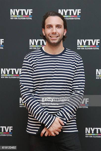 Cocreator of the HBO Series Animals Phil Matarese attends the 12th Annual New York Television Festival at Helen Mills Theater on October 29 2016 in...