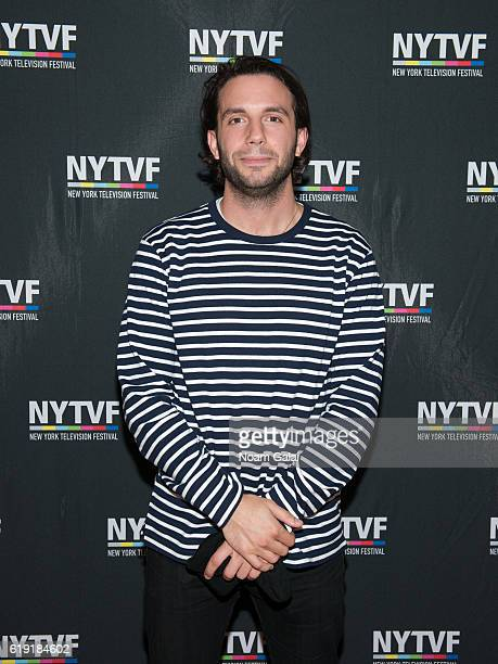 Cocreator of the HBO Series 'Animals' Phil Matarese attends the NYTVF Development Day panels during the 12th Annual New York Television Festival at...