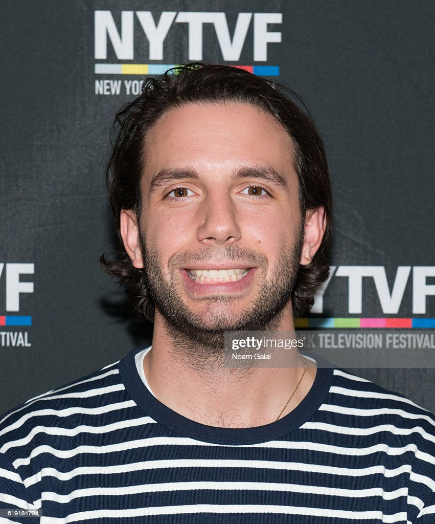 Co-creator of the HBO Series 'Animals' Phil Matarese attends the NYTVF Development Day panels during the 12th Annual New York Television Festival at Helen Mills Theater on October 29, 2016 in New York City.
