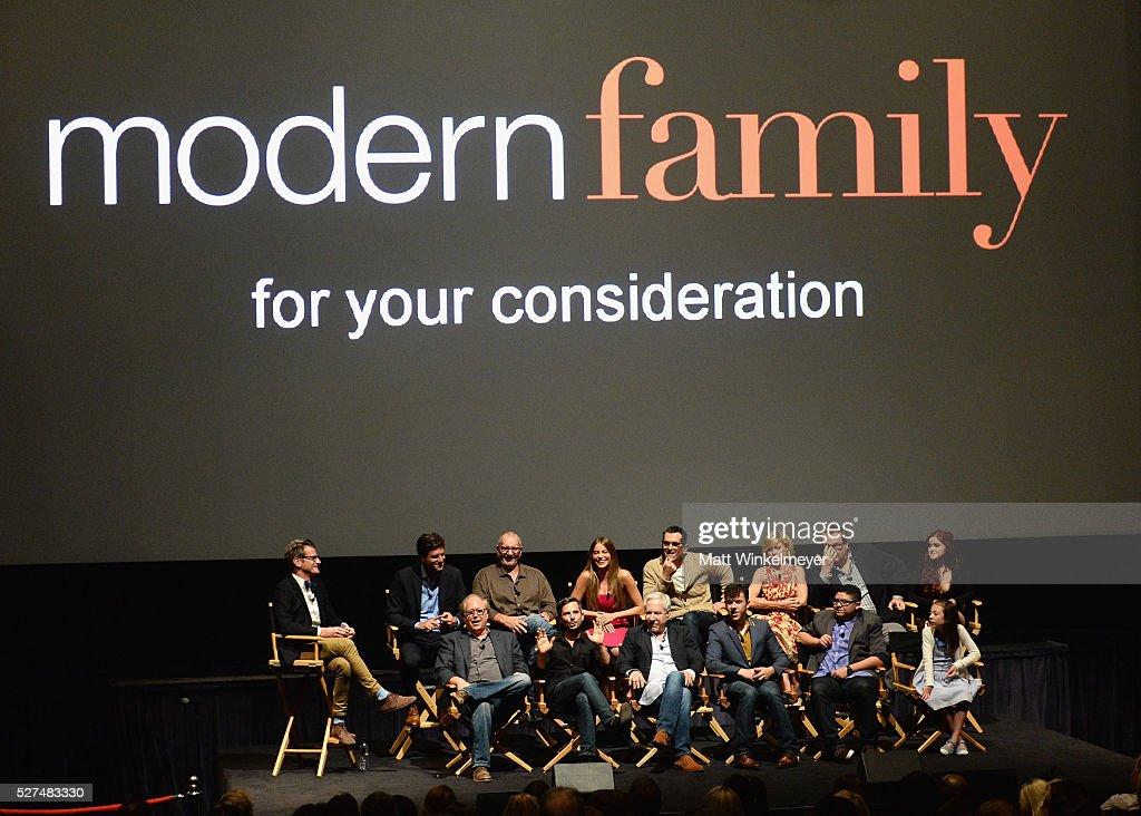 "ABC's ""Modern Family"" ATAS Emmy Event - Q&A : News Photo"