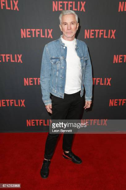 Cocreator/Executive producer Baz Luhrmann attends For Your Consideration Event For Netflix's 'The Get Down' at Saban Media Center on April 27 2017 in...