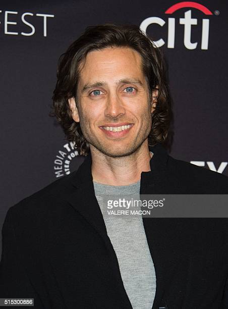 Cocreator/Executive producer Brad Falchuk attends the The 33rd annual PaleyFest Los Angeles hosted by The Paley Center for Media celebrating 'Scream...