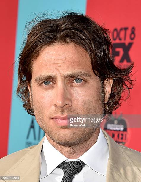 Cocreator/executive producer/writer Brad Falchuk attends the premiere screening of FX's 'American Horror Story Freak Show' at TCL Chinese Theatre on...