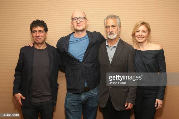 Cocreator/executive producer/writer Hossein Amini cocreator/executive producer/director James Watkins actors David Strathairn and Juliet Rylance of...