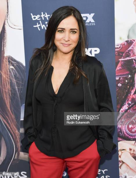 Cocreator/executive producer/writer/director cattends the FYC event for FX's 'Better Things' at Saban Media Center on April 19 2018 in North...