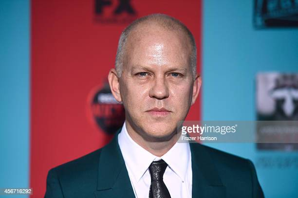 Cocreator/executive producer/writer/director Ryan Murphy attends FX's American Horror Story Freak Show premiere screening at TCL Chinese Theatre on...