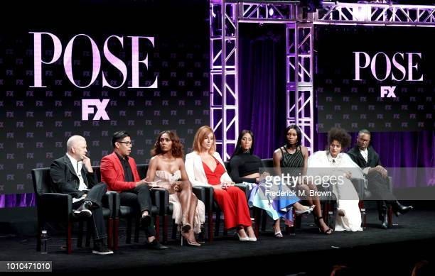 Cocreator/executive producer/writer/director Ryan Murphy Cocreator/executive producer/writer Steven Canals Producer/writer/director Janet Mock...