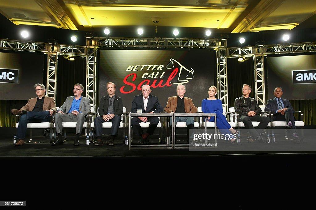 AMC presents The SON, HUMANS Season 2, Better Call Saul Season 3 : News Photo