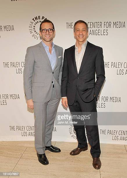 CoCreators/Executive Producers of 'Partners' Max Mutchnick and David Kohan attend the Paley Center For Media's 2012 PaleyFest Fall TV Preview Party...