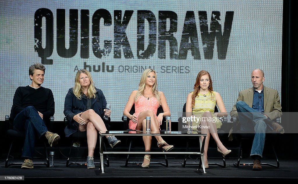 Hulu TCA Presentation : News Photo