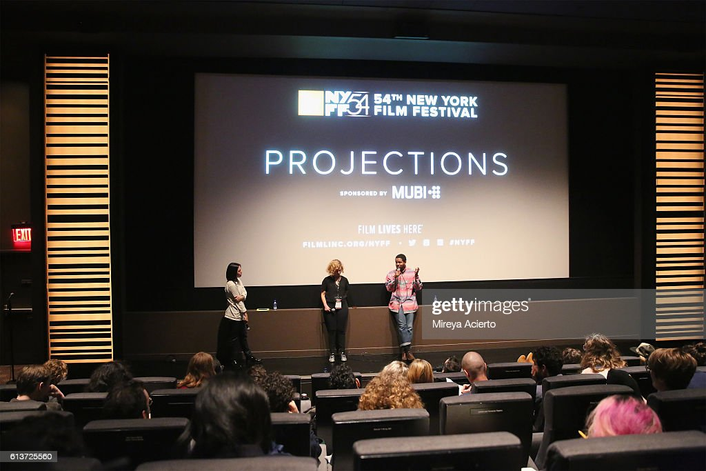 NY: 54th New York Film Festival - Projections: Program 9 Q&A