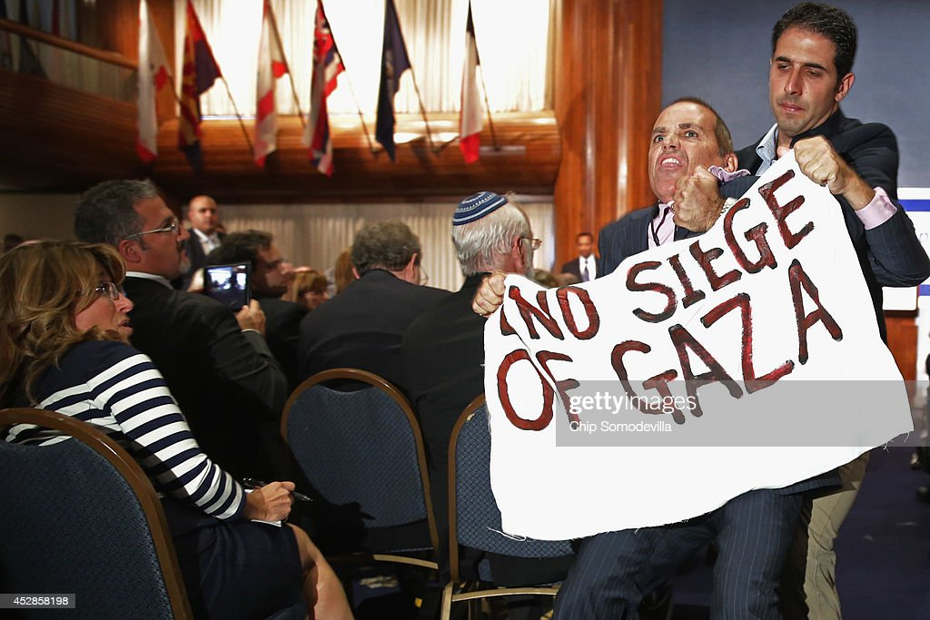 Boehner, Jewish Leaders Rally In Support Of Israel : News Photo