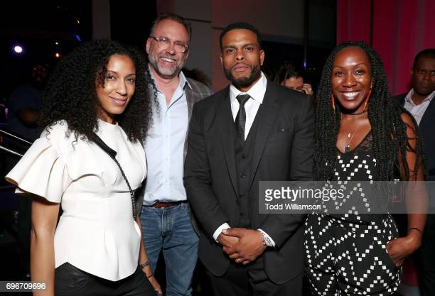 Codeblack Films Executive Director of Acquisitions and Development Candice Wilson consultant Tim Sommerfeld director Benny Boom and Codeblack Films...