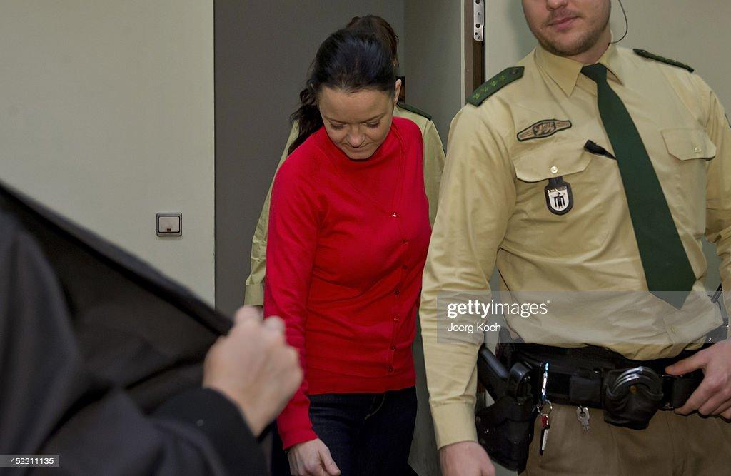 Mother Of Beate Zschaepe Testifies In NSU Murder Trial