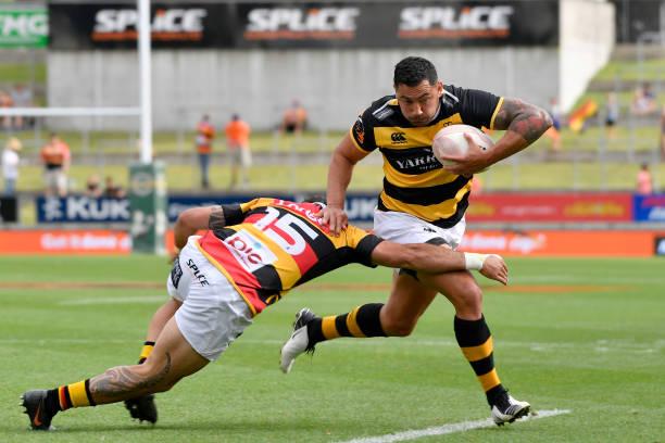 NZL: Mitre 10 Cup Rd 7 - Waikato v Taranaki