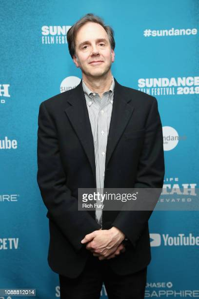 CoDirector and Producer Nicholas de Pencier attends the 'Anthropocene The Human Epoch' Premiere during the 2019 Sundance Film Festival at Temple...