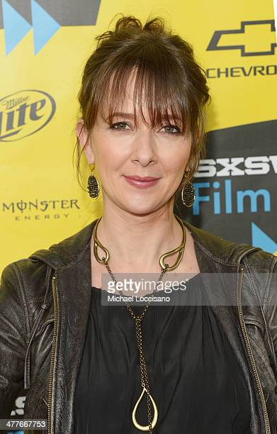 Codirector Jocelyn Towne attends the We'll Never Have Paris premiere during the 2014 SXSW Music Film Interactive Festival at the Topfer Theatre at...
