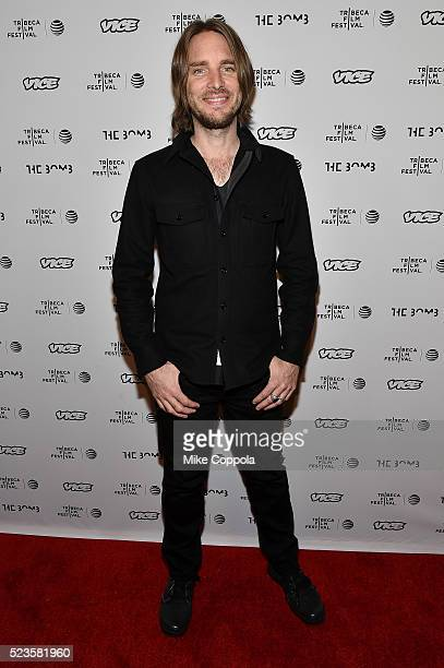 Codirector Kevin Ford attends the bomb premiere during the 2016 Tribeca Film Festival at Gotham Hall on April 23 2016 in New York City