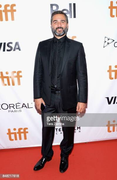 Codirector Olivier Nakache attend the 'C'est la vie' premiere during the 2017 Toronto International Film Festival at Roy Thomson Hall on September 16...
